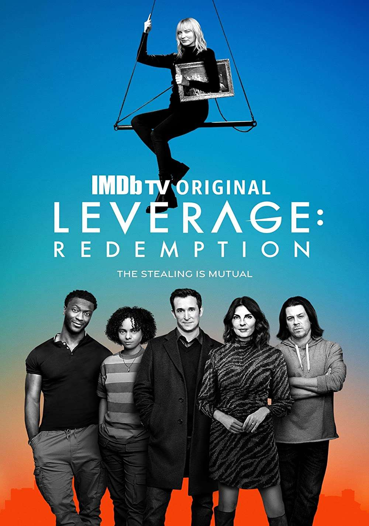 Leverage: Redemption kapak