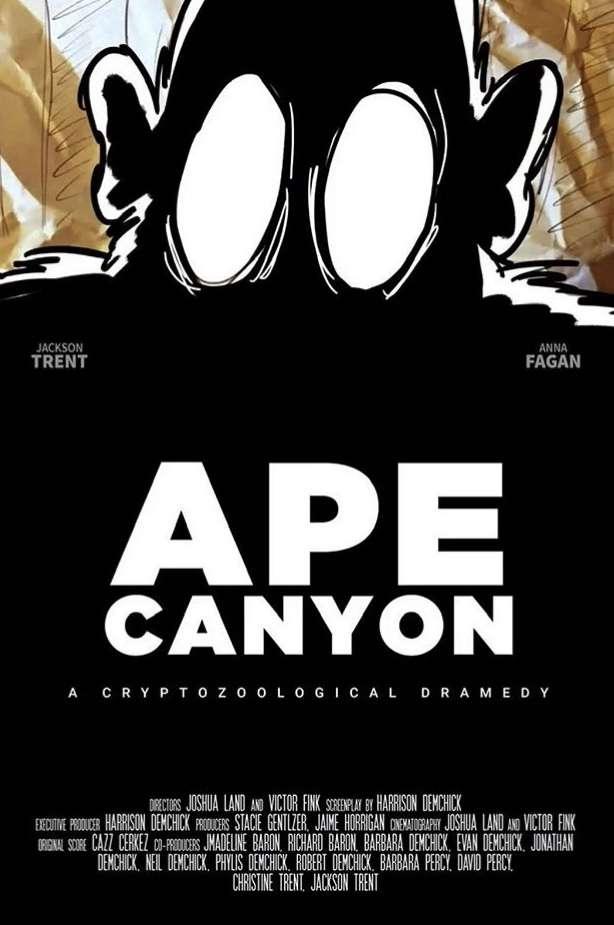 Ape Canyon kapak