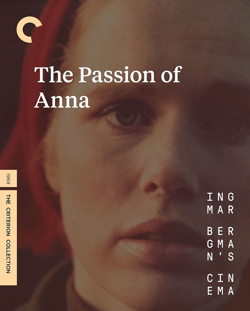 The Passion of Anna kapak