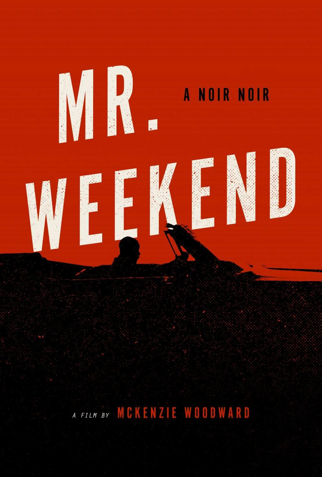 Mr. Weekend kapak