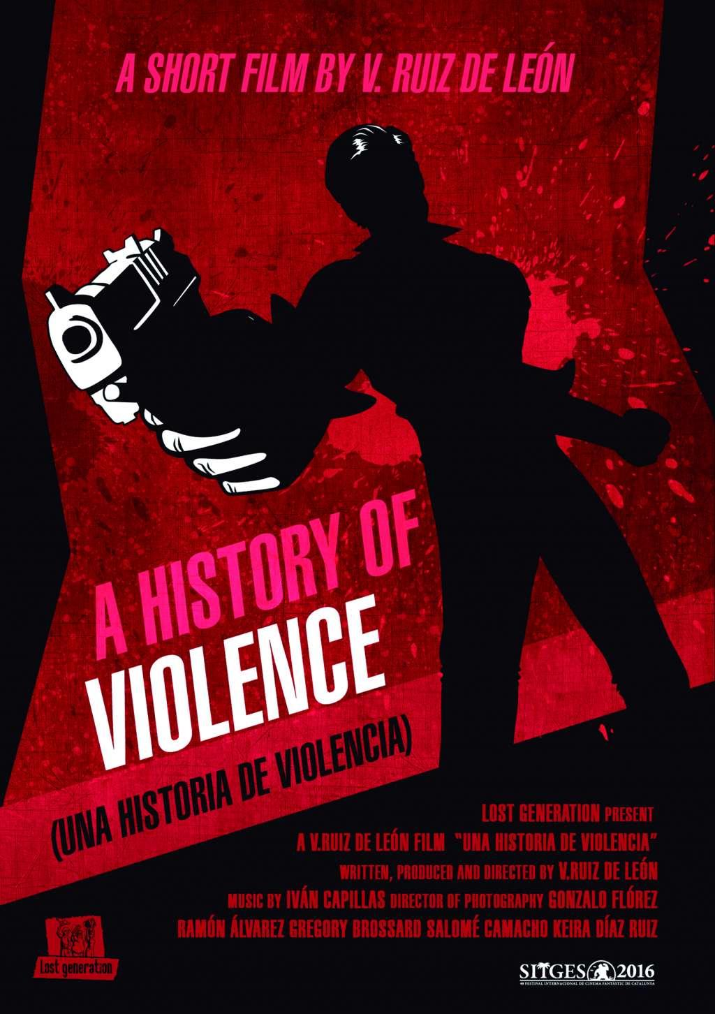 A History of Violence kapak
