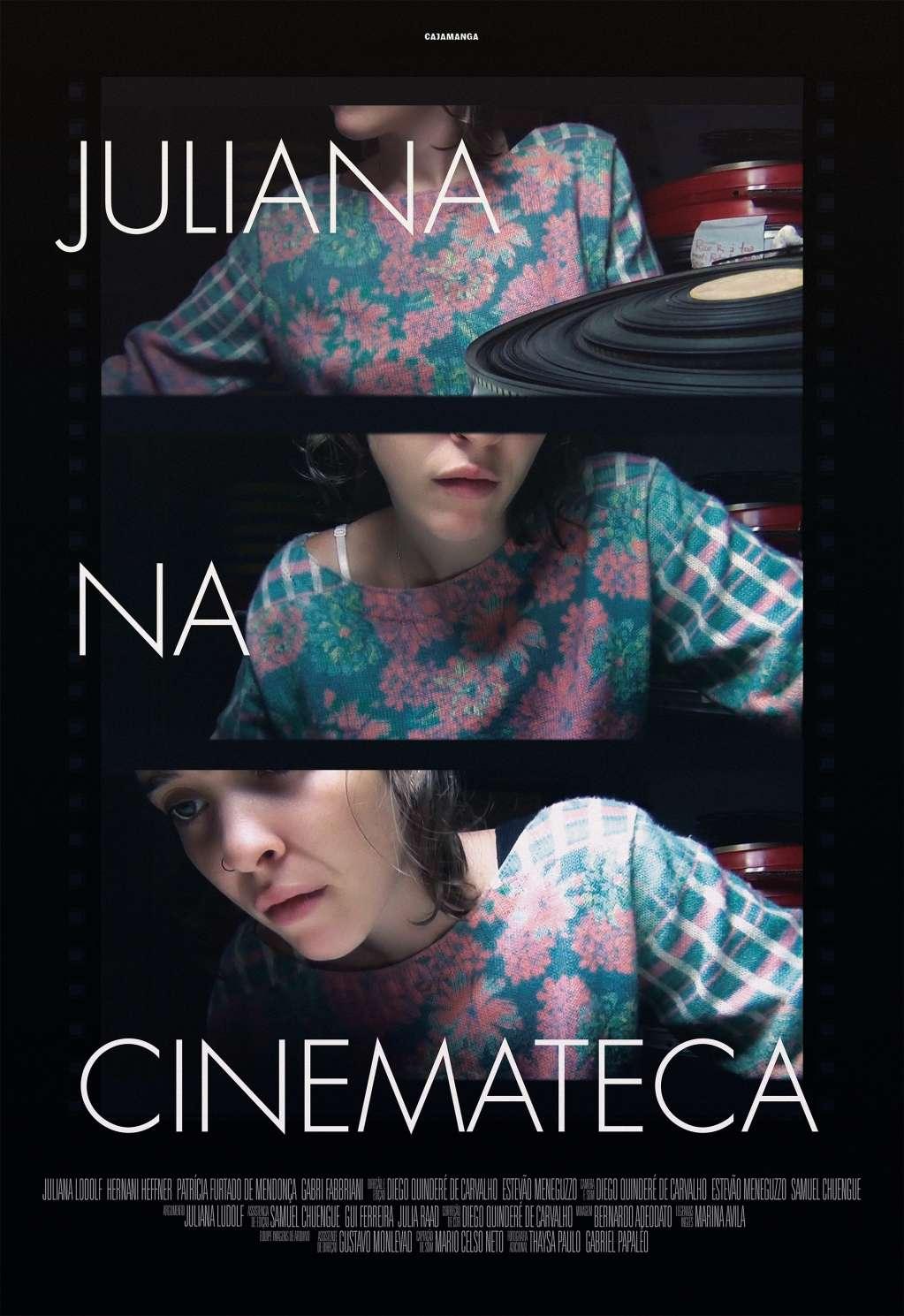 Juliana at the cinematheque kapak