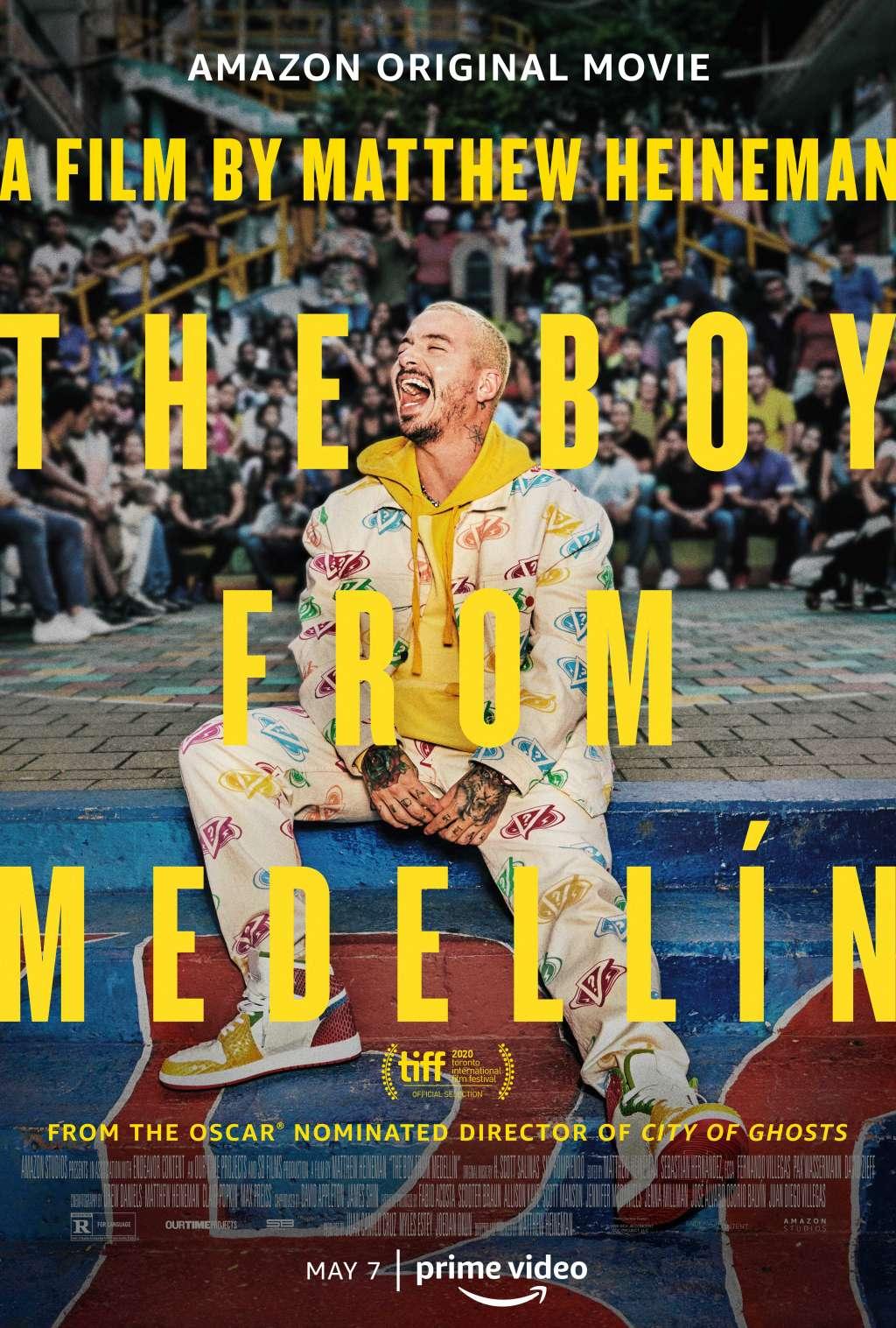 The Boy from Medellín kapak
