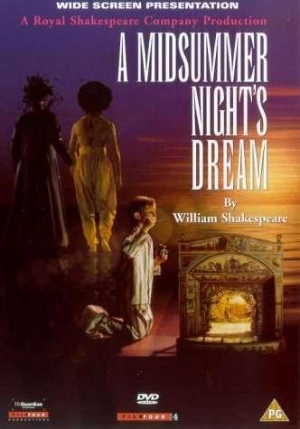 A Midsummer Night's Dream kapak