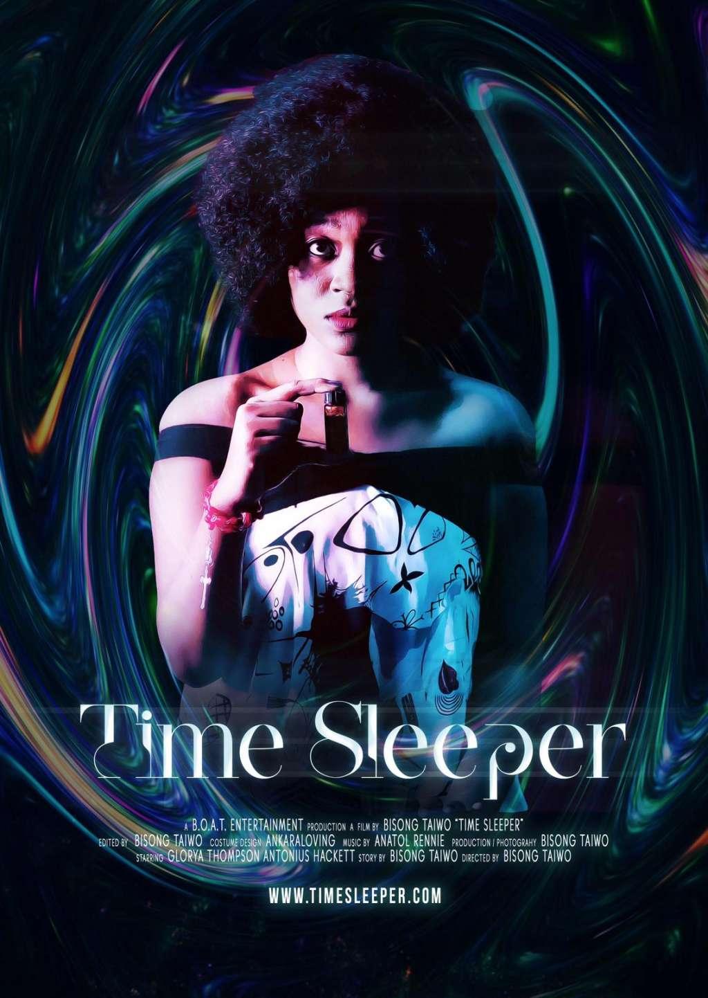 Time Sleeper kapak