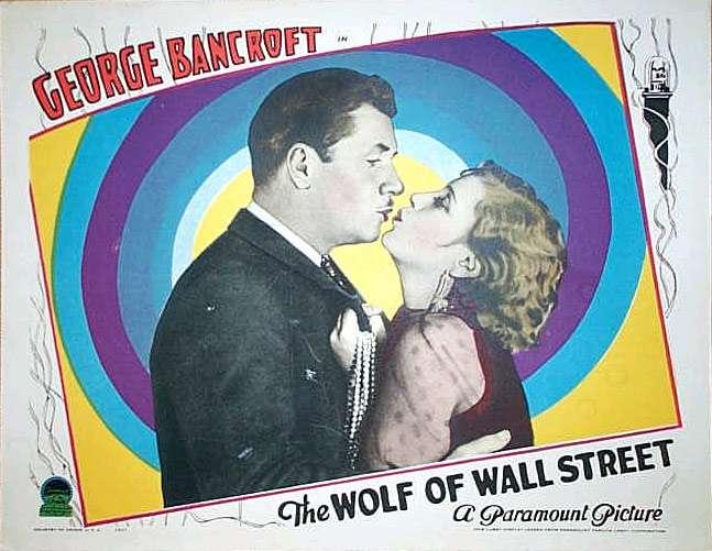 The Wolf of Wall Street kapak