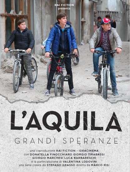 L'Aquila - Grandi speranze kapak