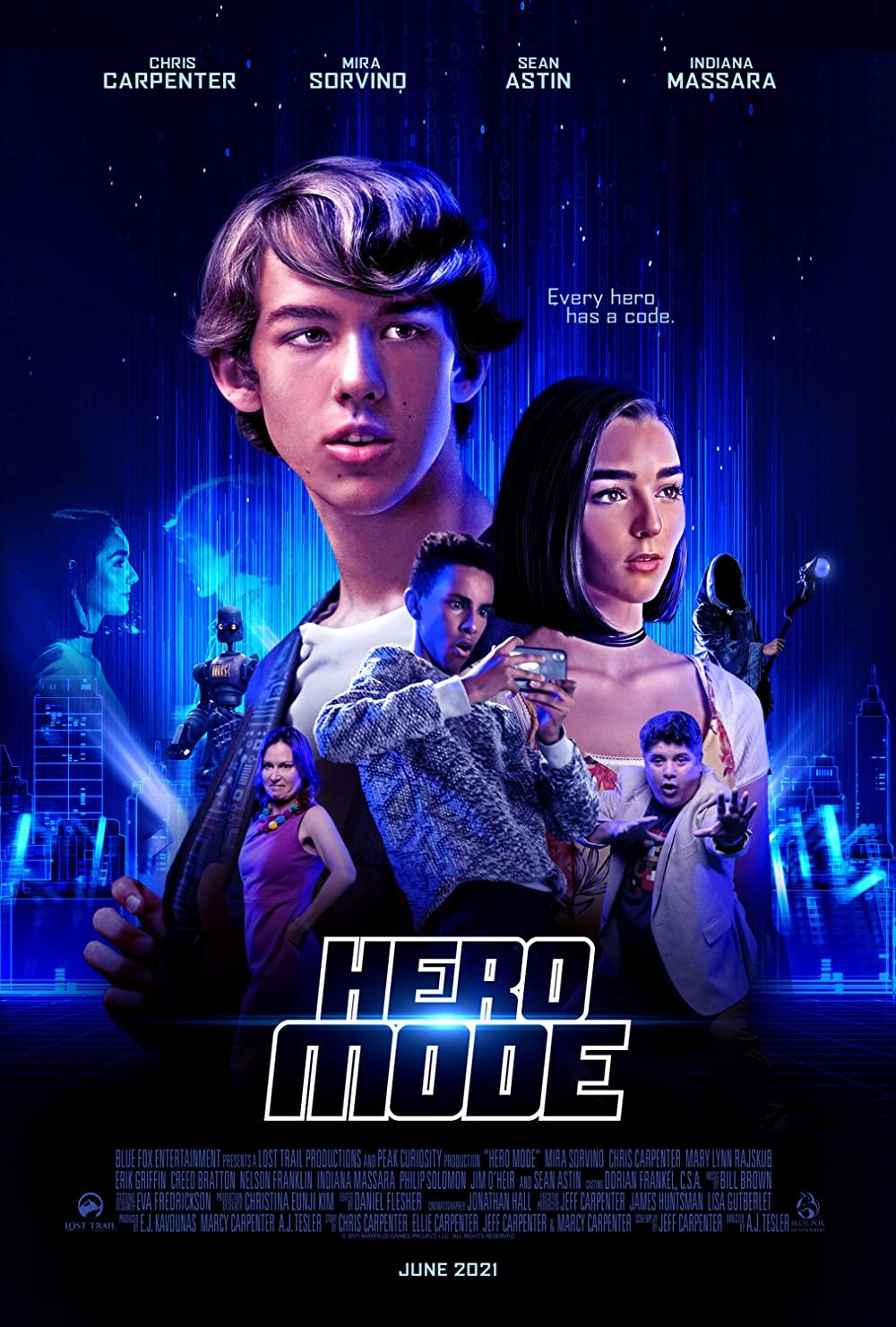 Hero Mode kapak
