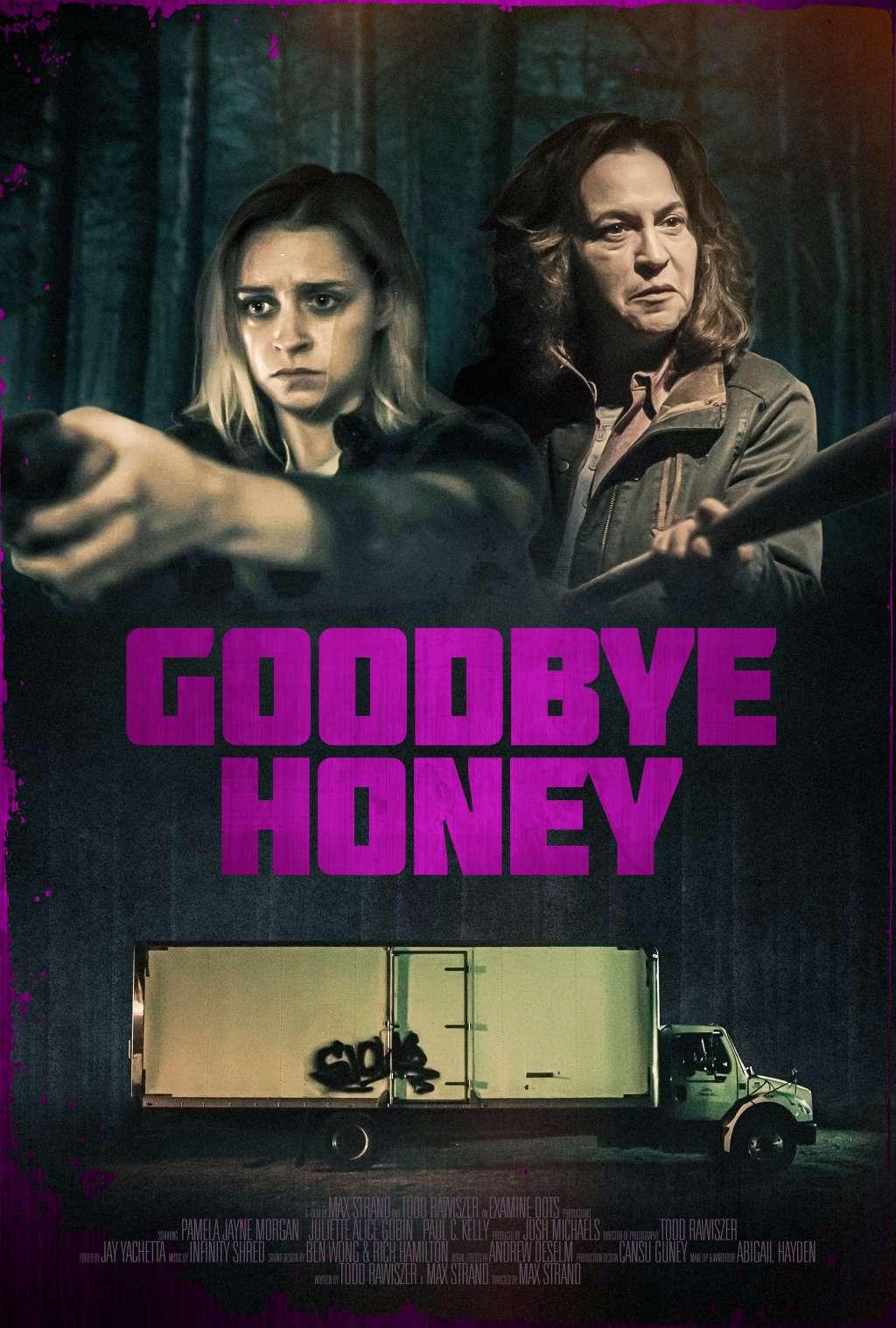 Goodbye Honey kapak