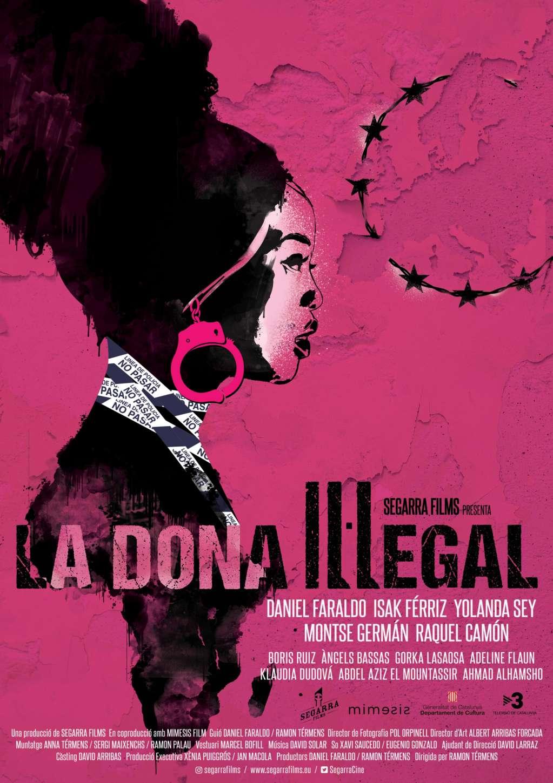 La dona il·legal kapak