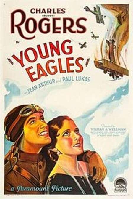 Young Eagles kapak