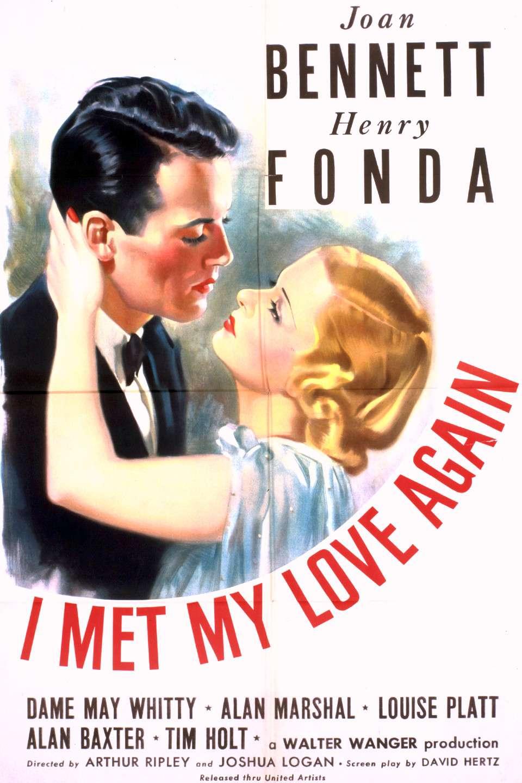 I Met My Love Again kapak