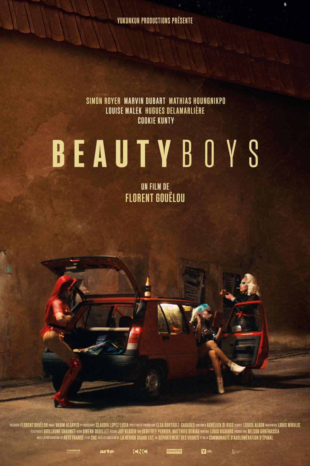 Beauty Boys kapak