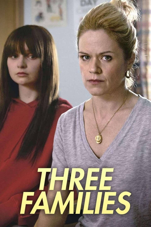 Three Families kapak