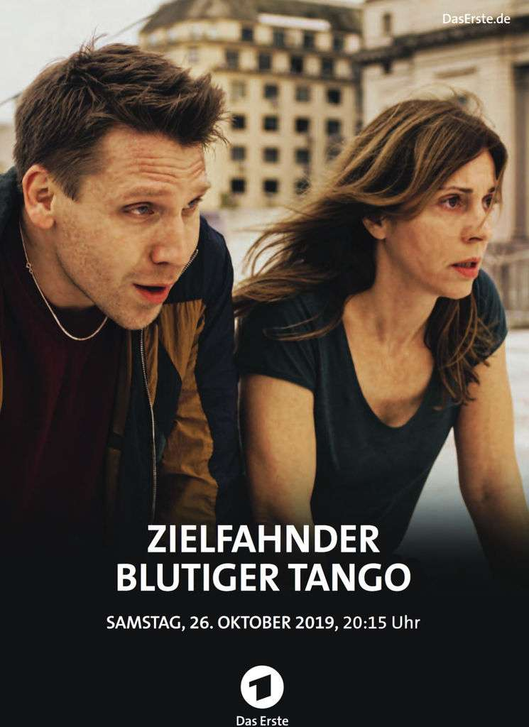 Zielfahnder: Blutiger Tango kapak