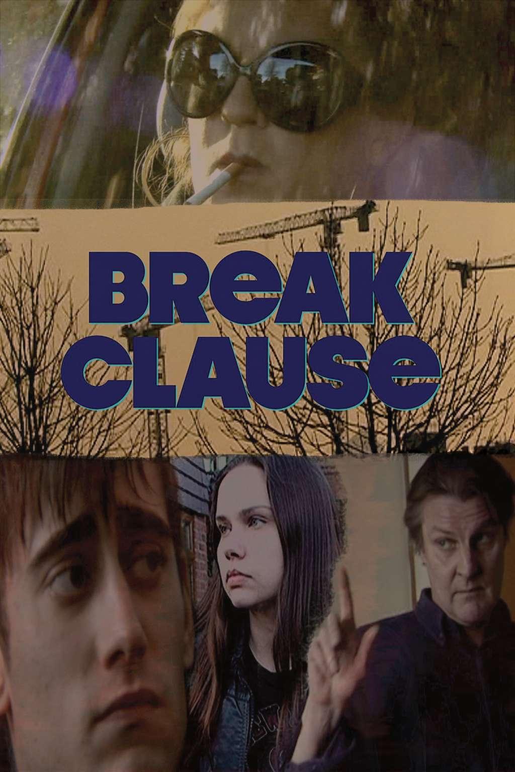 Break Clause kapak