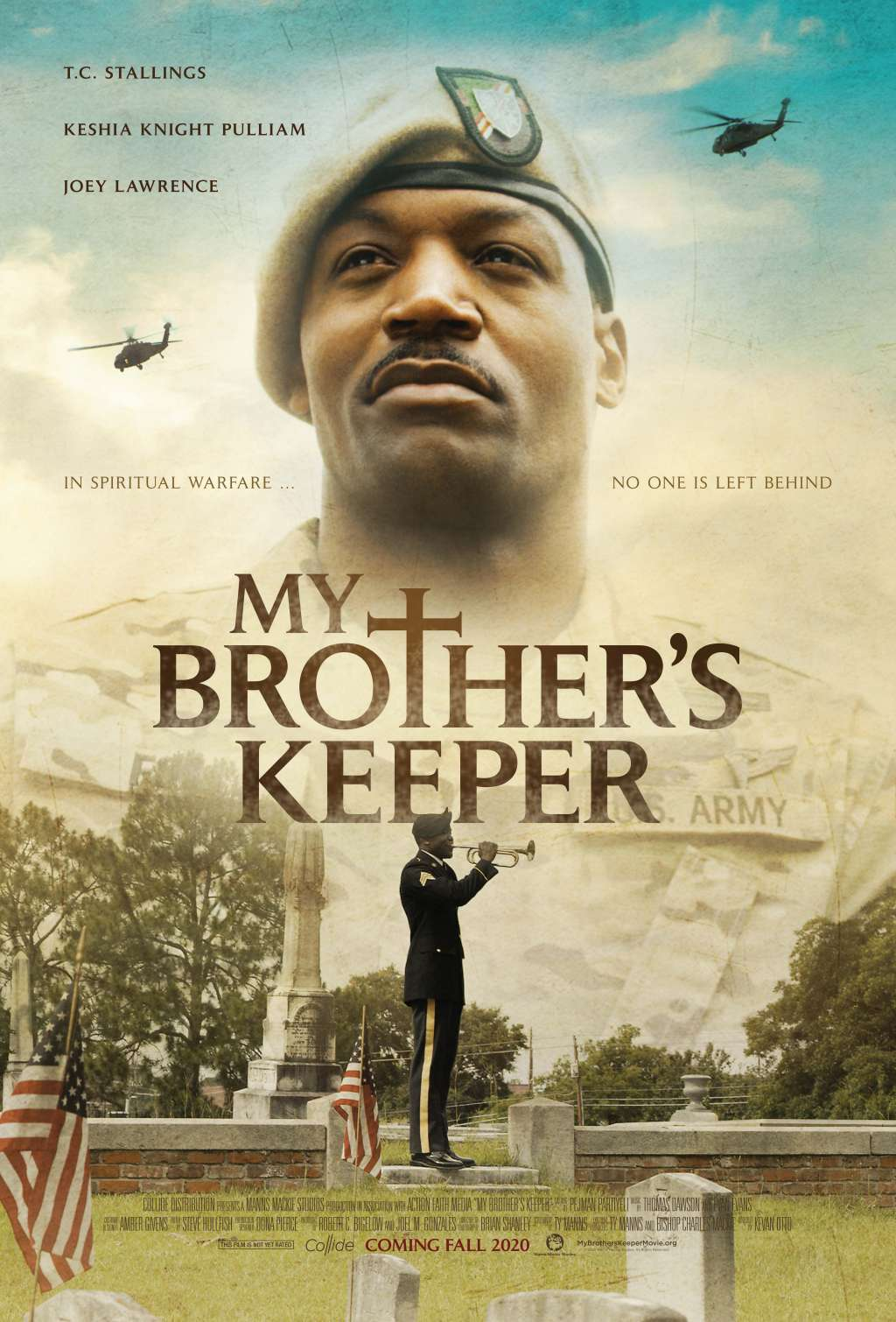 My Brother's Keeper kapak