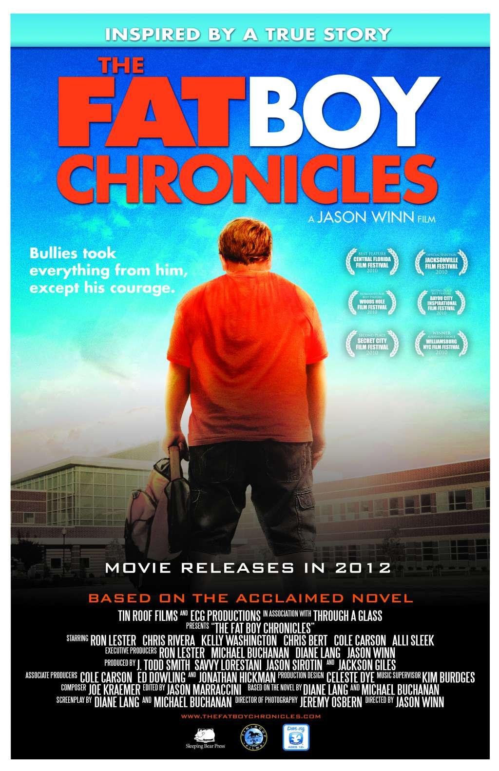 The Fat Boy Chronicles kapak