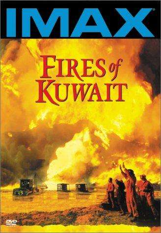 Fires of Kuwait kapak