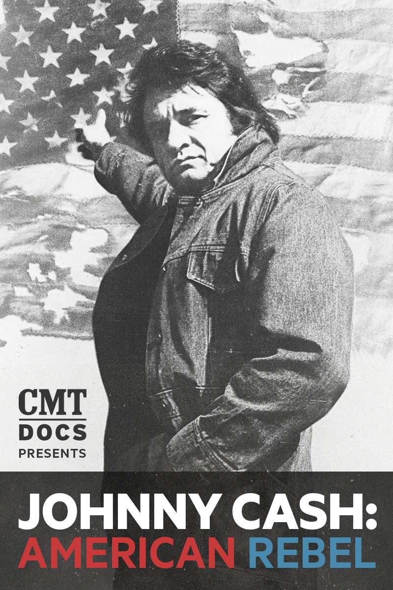 Johnny Cash: American Rebel kapak