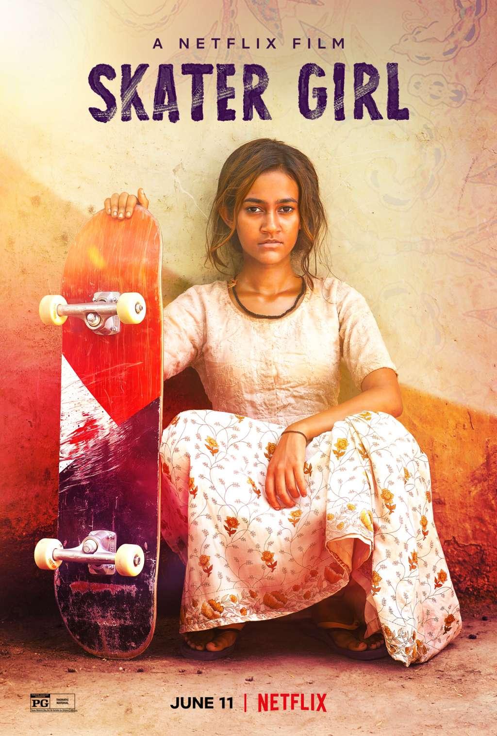 Skater Girl kapak