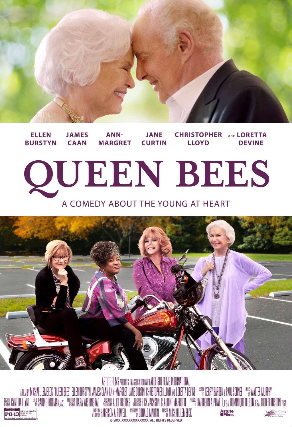 Queen Bees kapak