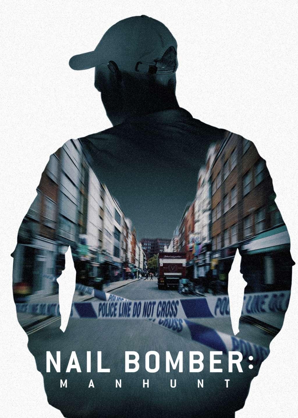 Nail Bomber: Manhunt kapak