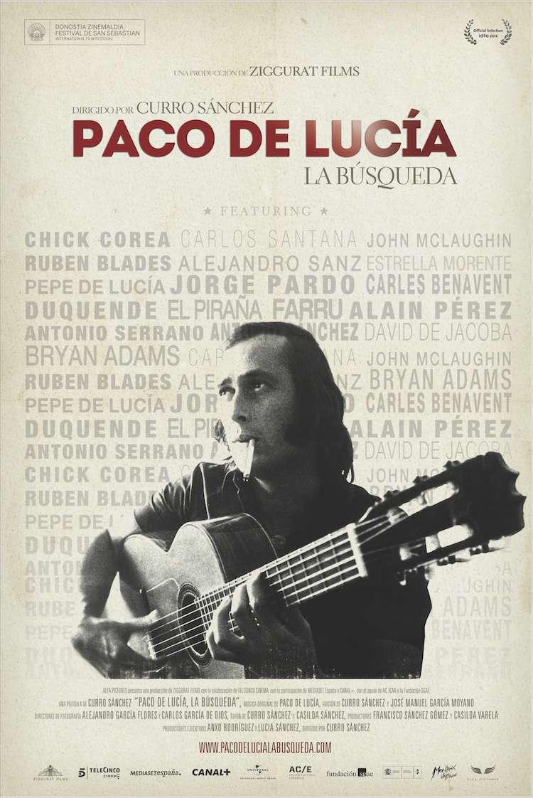 Paco de Lucía: A Journey kapak