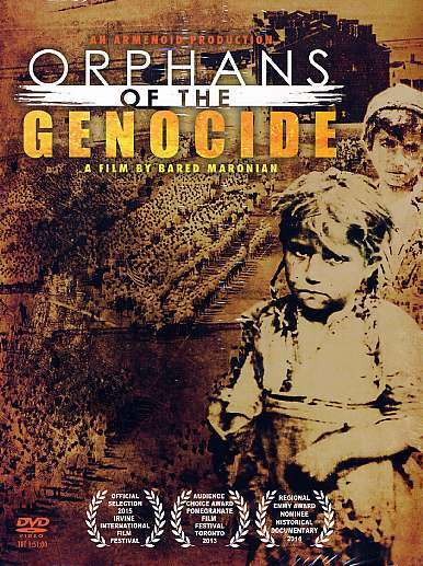 Orphans of the Genocide kapak