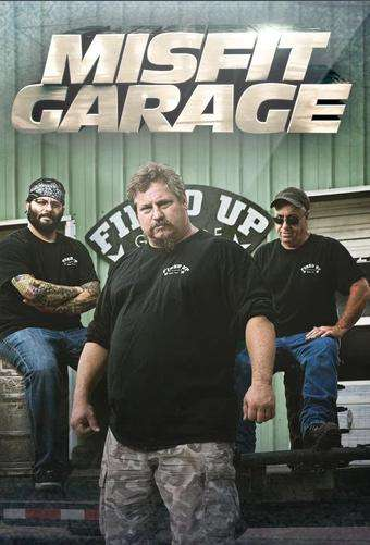 Misfit Garage kapak
