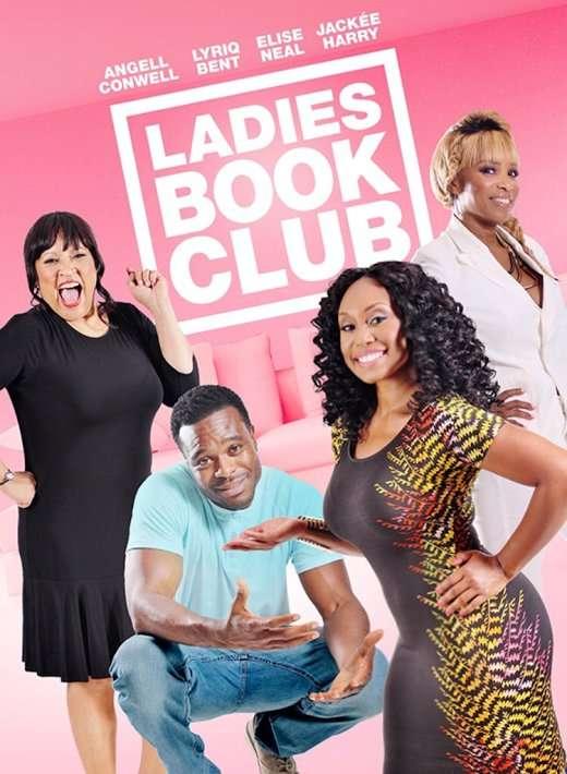 Ladies Book Club kapak