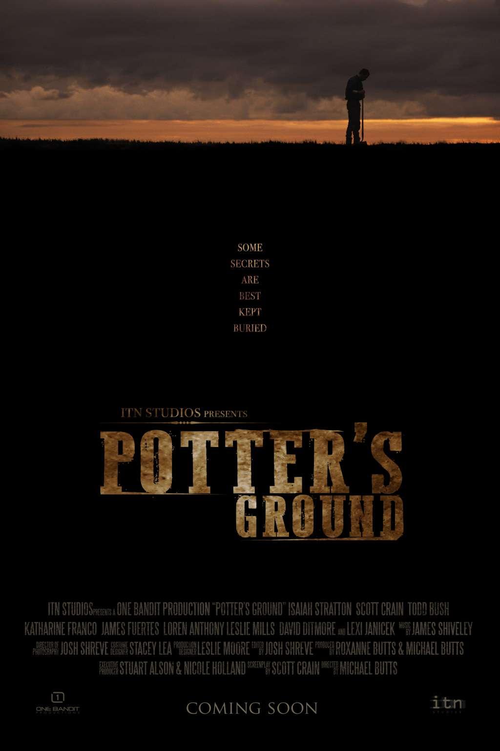 Potter's Ground kapak