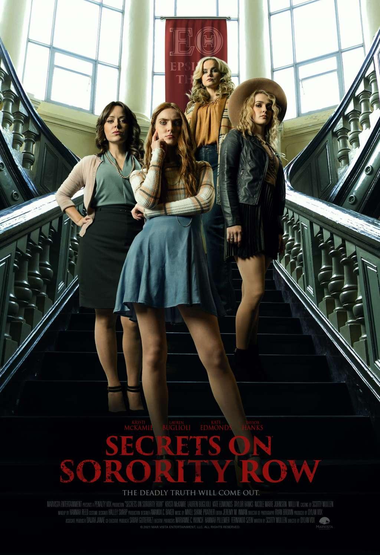 Secrets on Sorority Row kapak