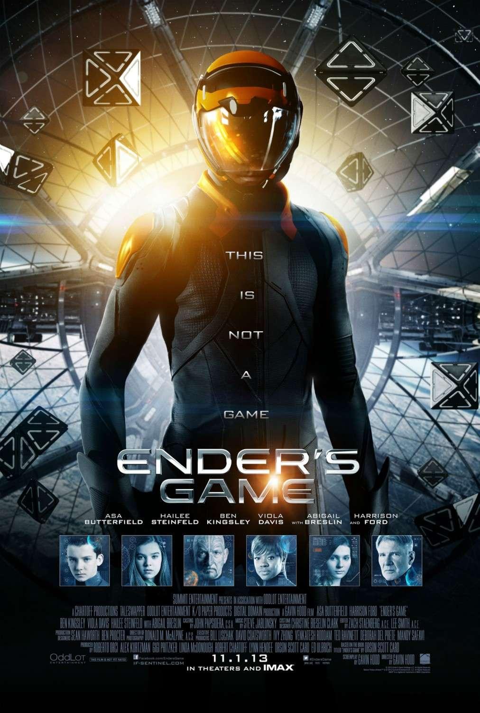 Ender's Game kapak