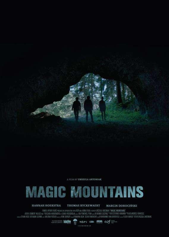 Magic Mountains kapak