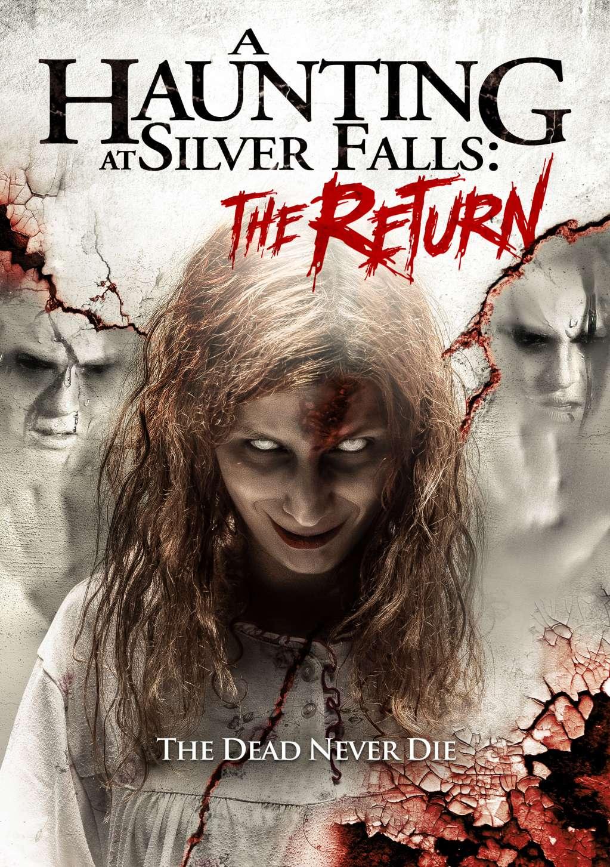 A Haunting at Silver Falls: The Return kapak