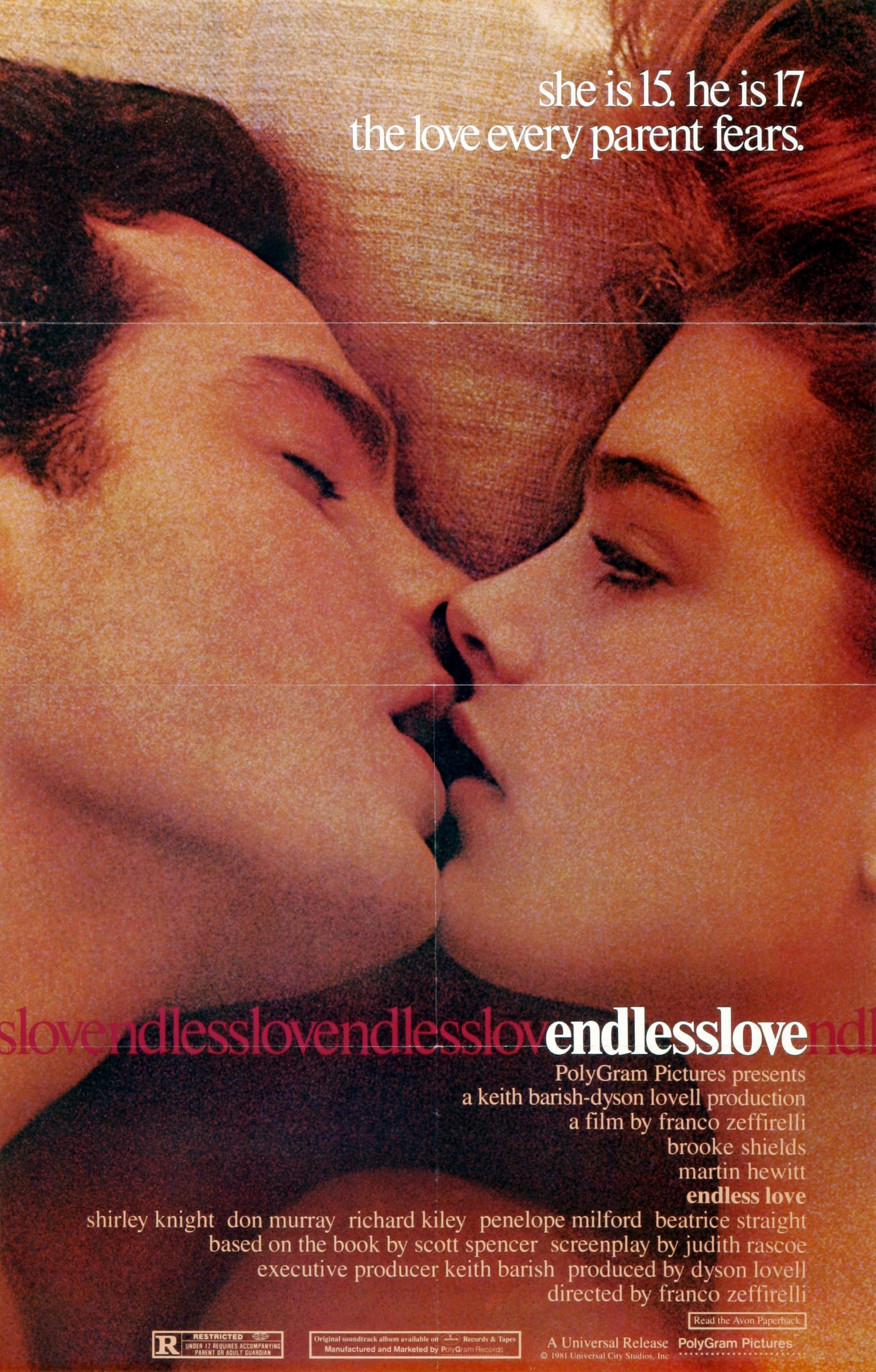 Endless Love kapak