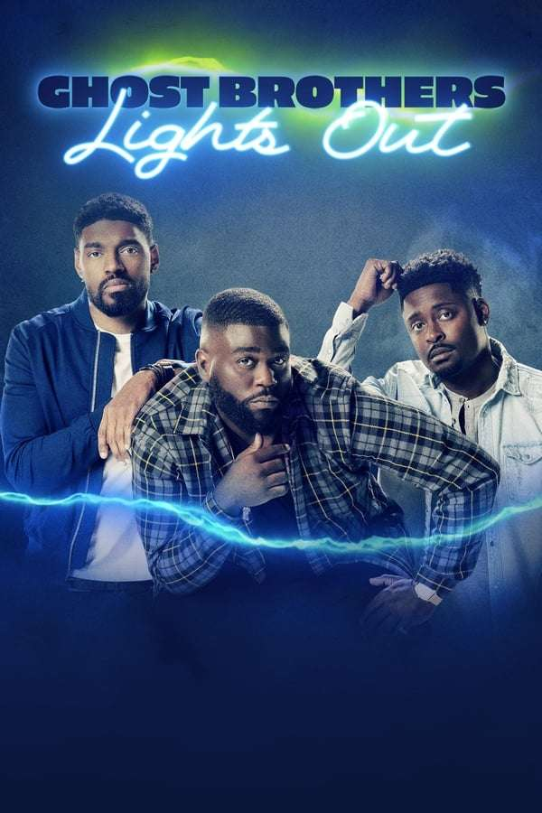 Ghost Brothers: Light's Out kapak