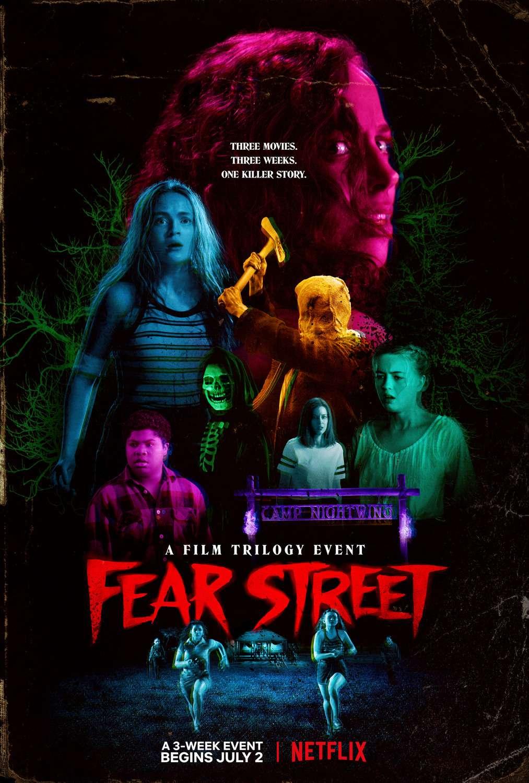 Fear Street Part One: 1994 kapak