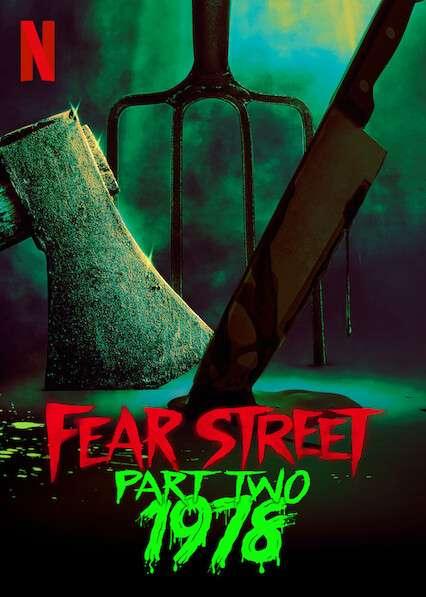 Fear Street Part Two: 1978 kapak