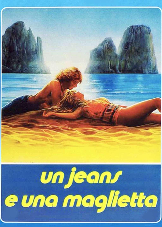 Un jeans e una maglietta kapak