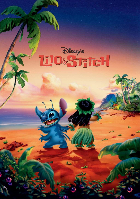Lilo & Stitch: The Series kapak