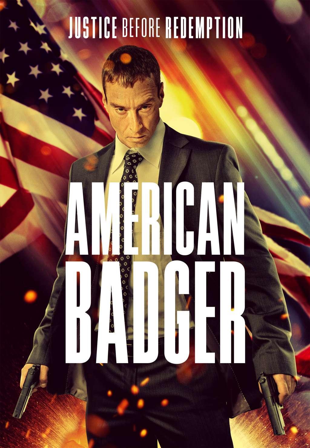 American Badger kapak