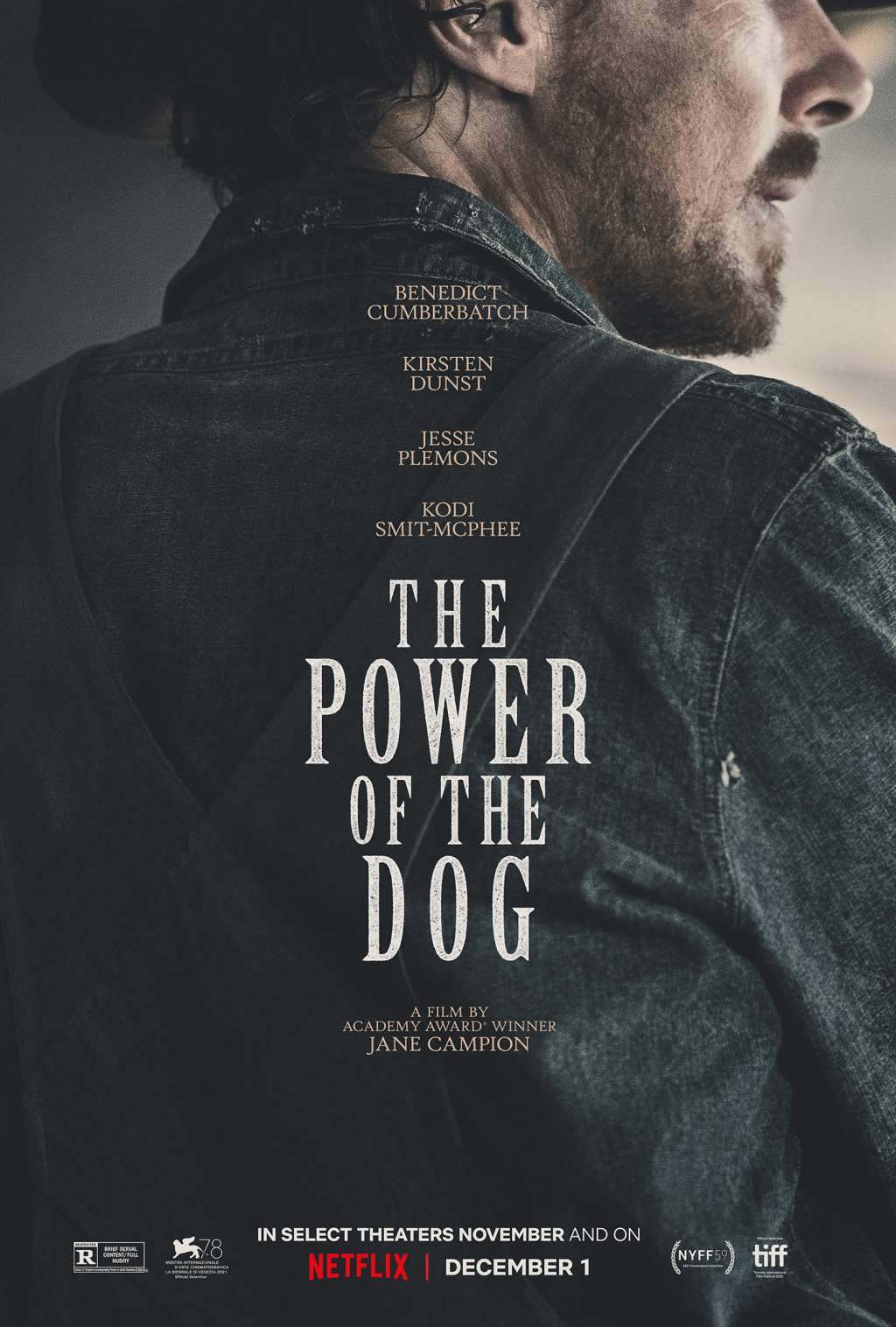 The Power of the Dog kapak