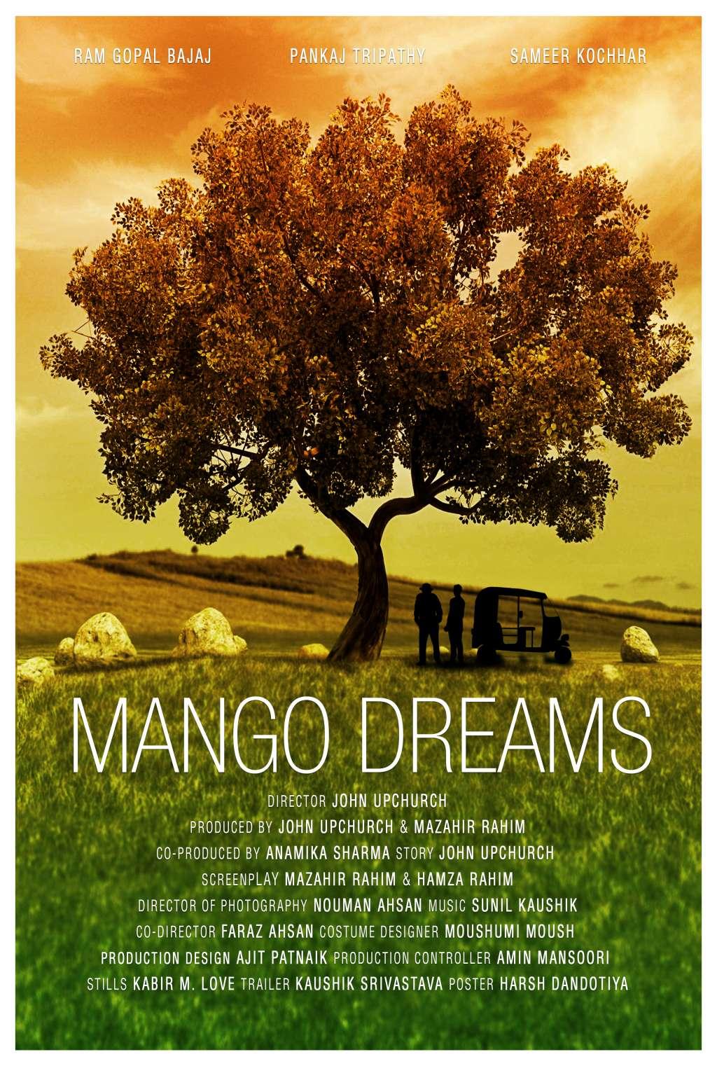 Mango Dreams kapak