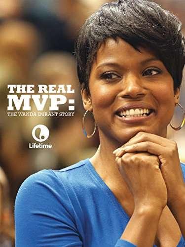 The Real MVP: The Wanda Durant Story kapak