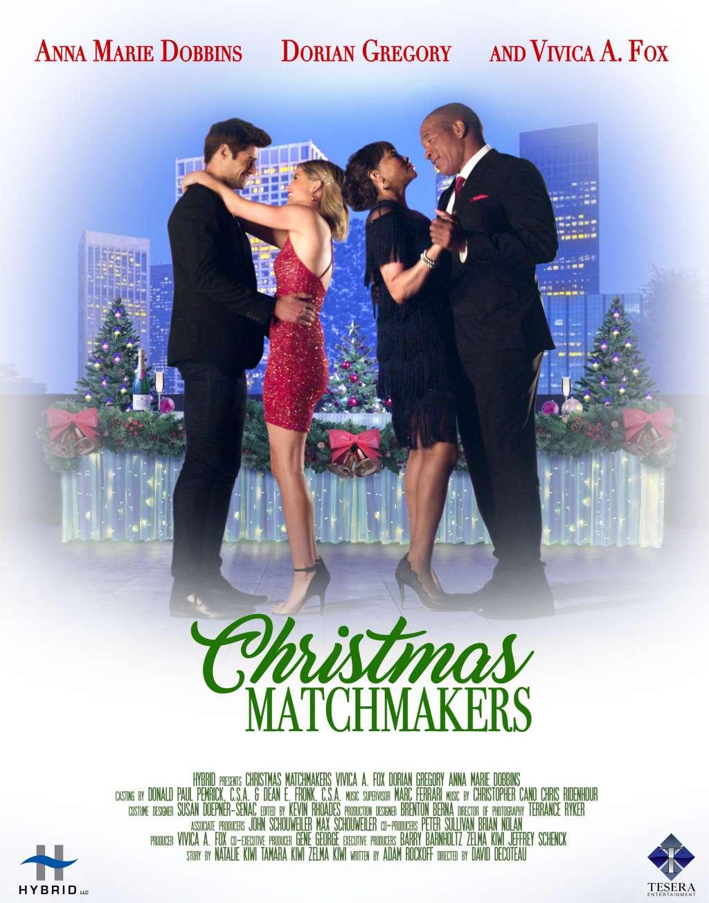 Christmas Matchmakers kapak