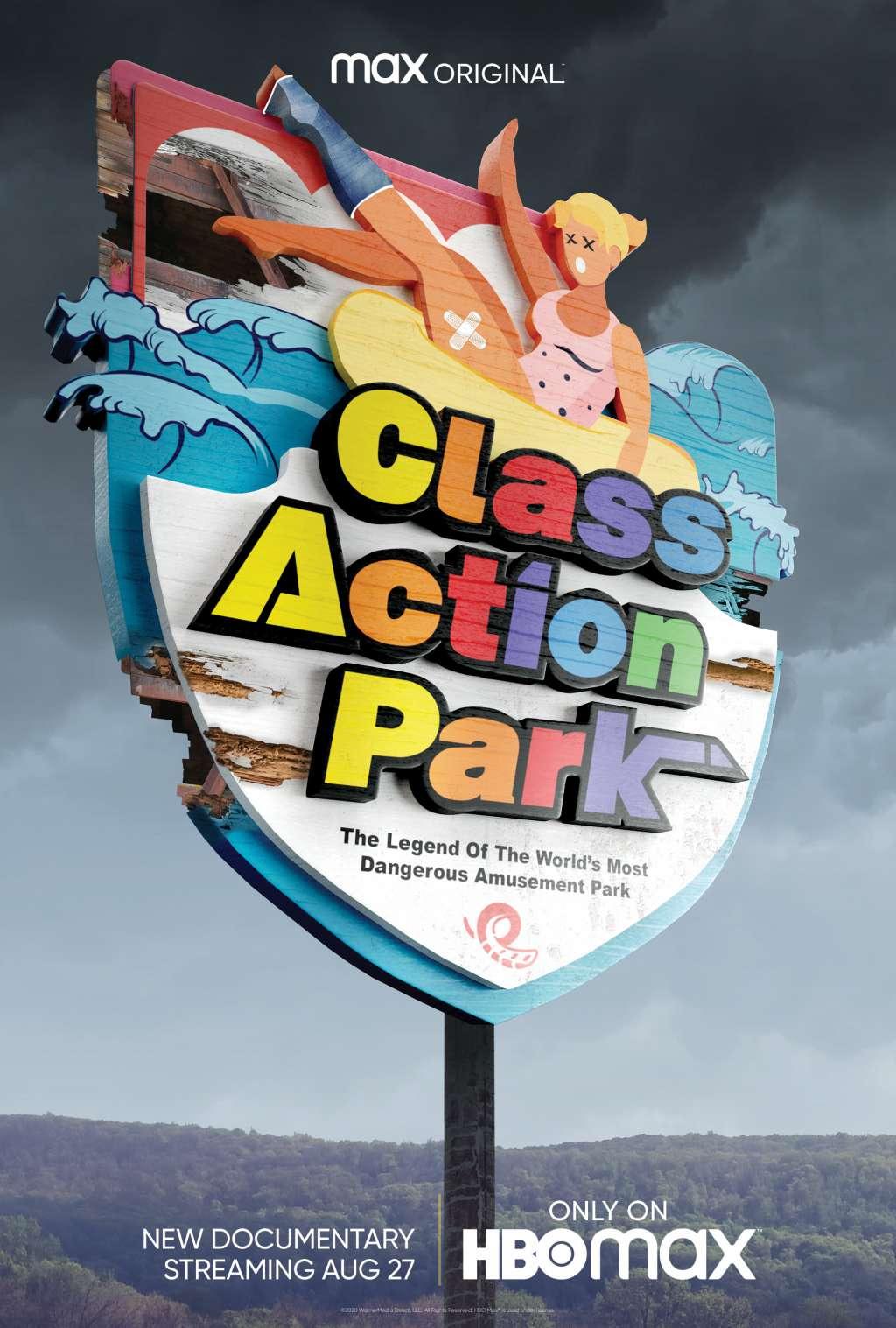 Class Action Park kapak