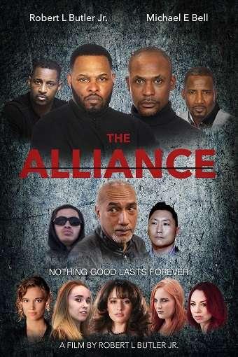 The Alliance kapak