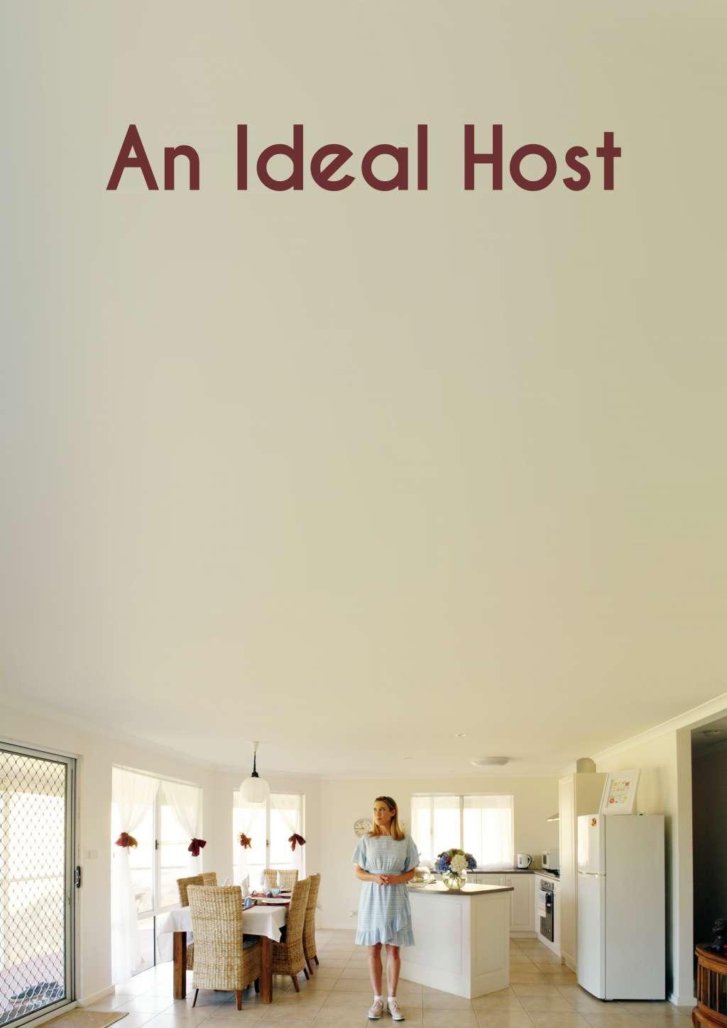 An Ideal Host kapak